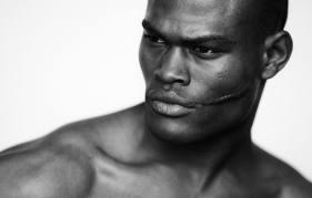 Black Male Models Oraine Barret1 Jpg Beautyandtheblackwoman