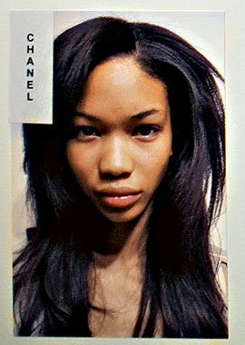 Channel Makeup on No Make Up  Chanel Iman   Beautyandtheblackwoman
